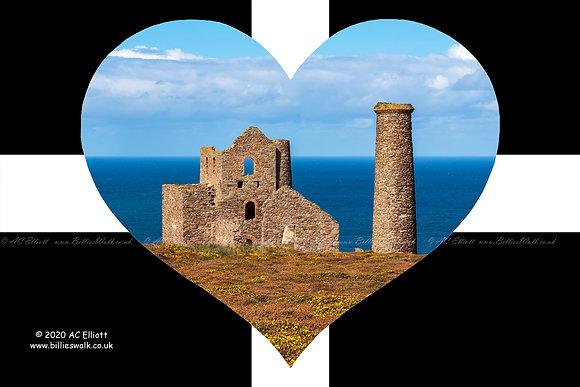 Wheal Coates heart