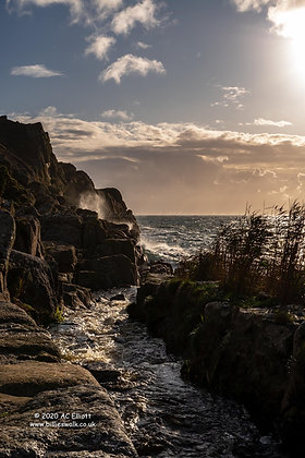 Penberth Cove morning light