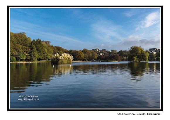 Coronation Lake, Helston