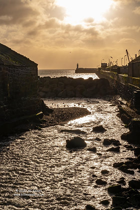 Newlyn Coombe River