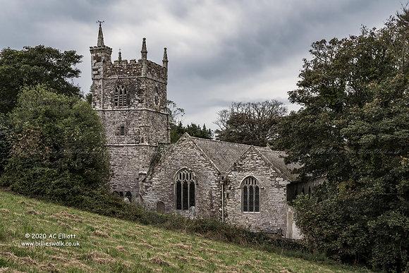 St Symphorian, Veryan Parish Church