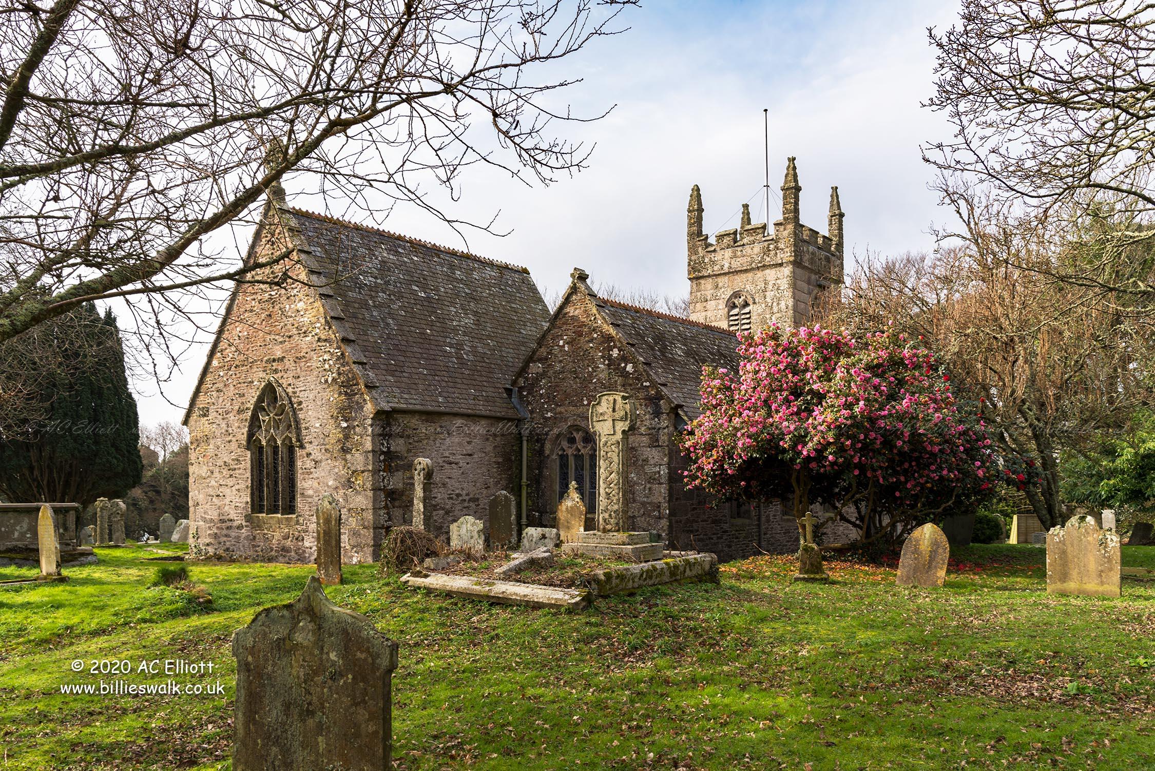 Mawnan Parish Church