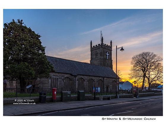 St Martin & St Meriadoc Parish Church, Camborne