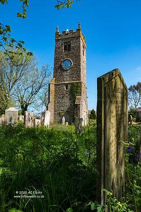 St Illogan Church Tower