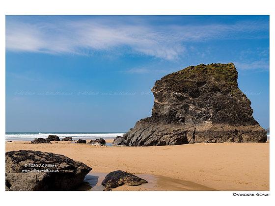 Carnewas Beach