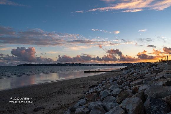 Long Rock sunset Photograph and Fine Art Print