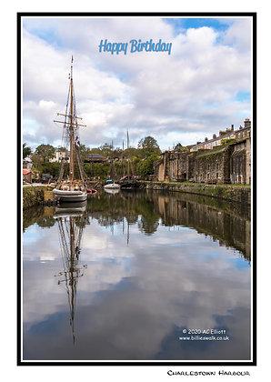 Charlestown Harbour E-Card