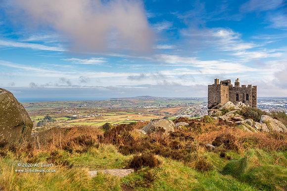 Carn Brea Castle & St Agnes Beacon