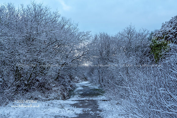Carn Marth snow