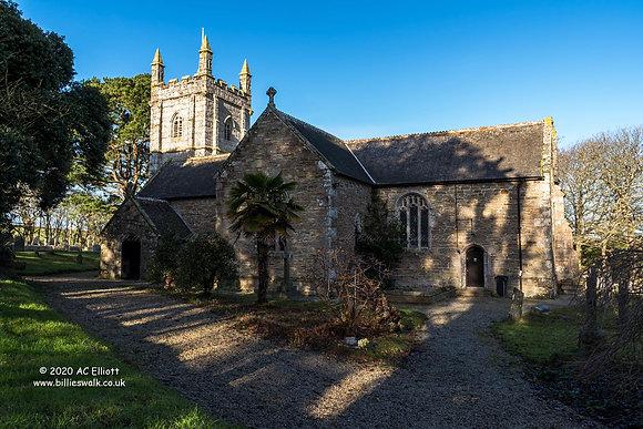 St Piran's, Parish Church of Perranzabuloe