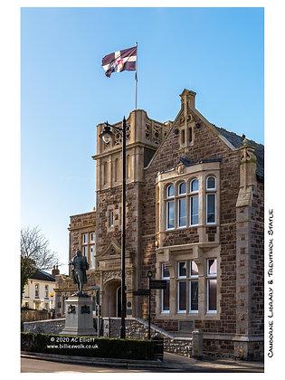 Camborne Library