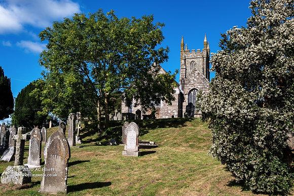 St Constantine Parish Church Photograph and Fine Art Print