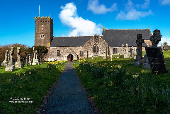 St Carantoc, Crantock Parish Church