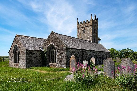 St Corentine's Church