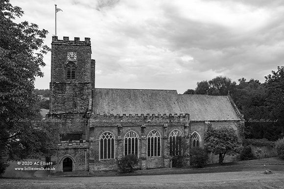 The Ancient Priory and Parish Church of St Germans