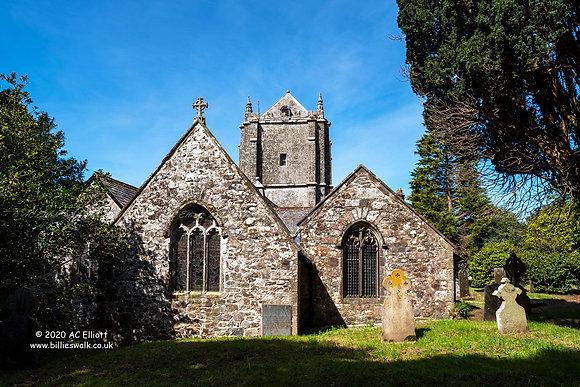 St Mewan Parish Church