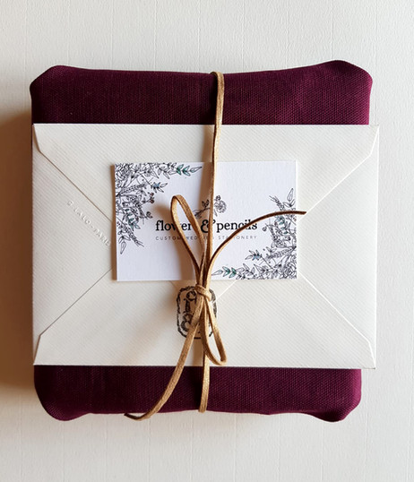Your wedding stationery is ready