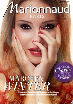 Marionnaud Cover