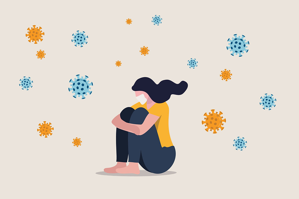covid 19 pandemic and mental health struggles
