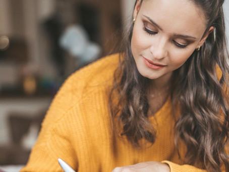 Meine fünf Tipps fürs Journaling