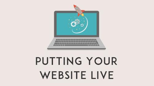 live wix website