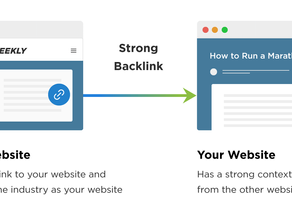 Get free backlinks to improve the SEO of your new Wix website