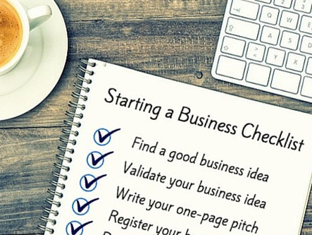 How To Start A Business: The Essential First Steps