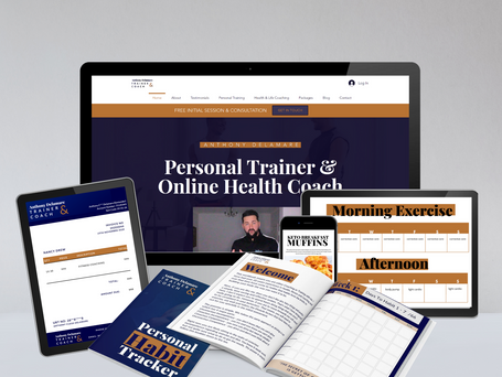Website I Branding I Marketing Materials I E-Books & Booklets