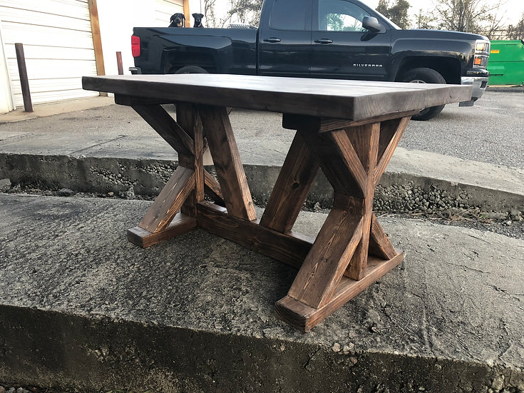 The Southern Charm Coffee Table