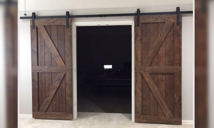 Barn Door (Multiple Sizes)