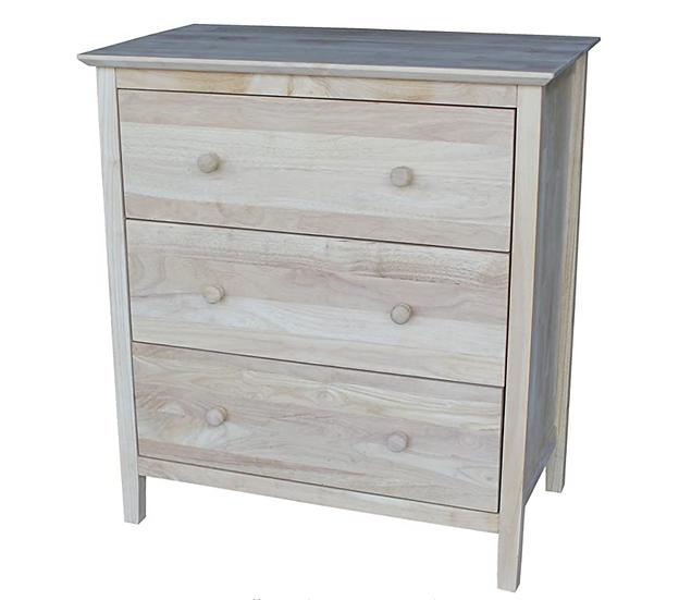 Modern Farmhouse Dresser (3 Size Options)