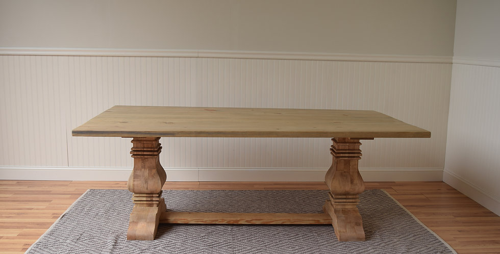 The Heirloom Pedestal Table