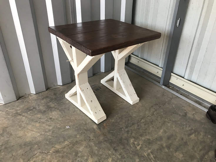 The Southern Charm End Table