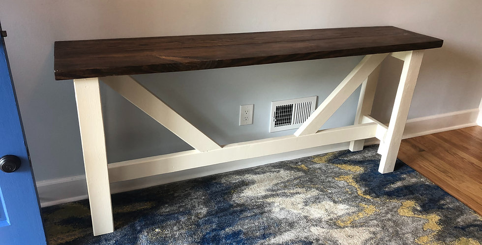 Classic Entry Table