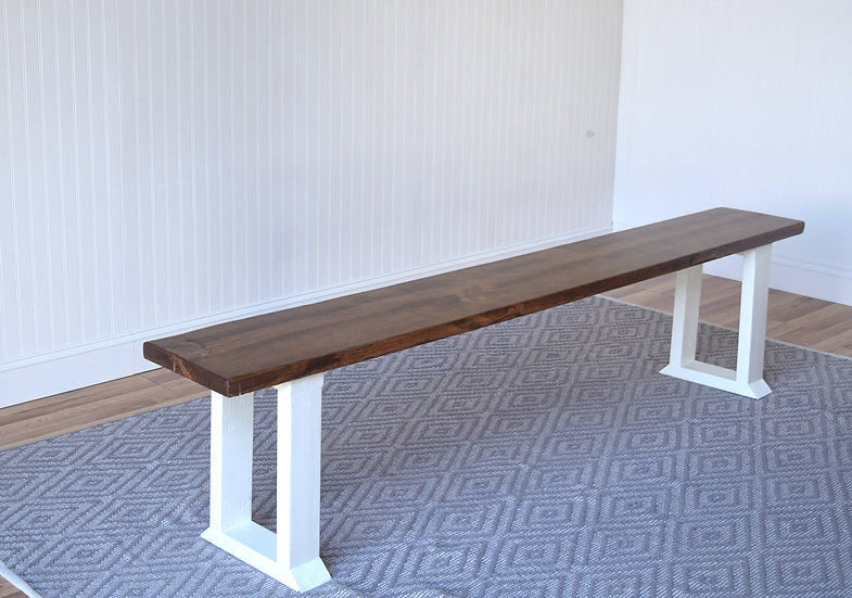 The Classic Bench (4 Style Options)