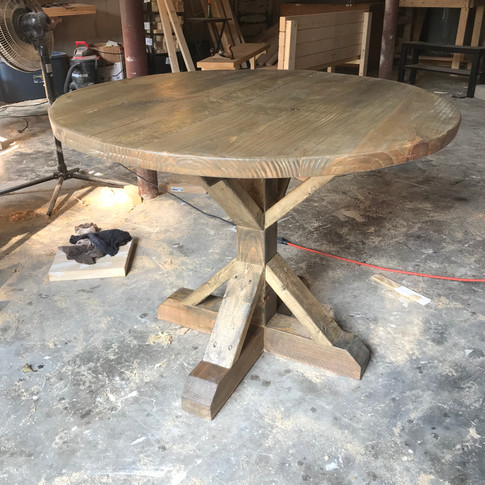 The Round Table- Driftwood