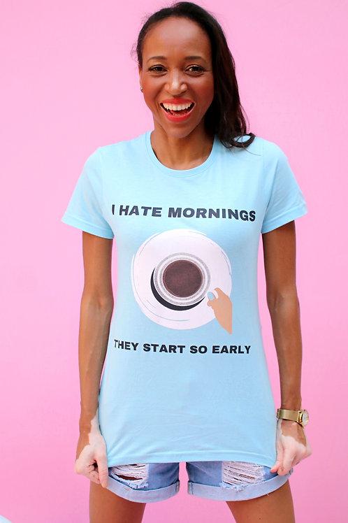 T-Shirt Morning