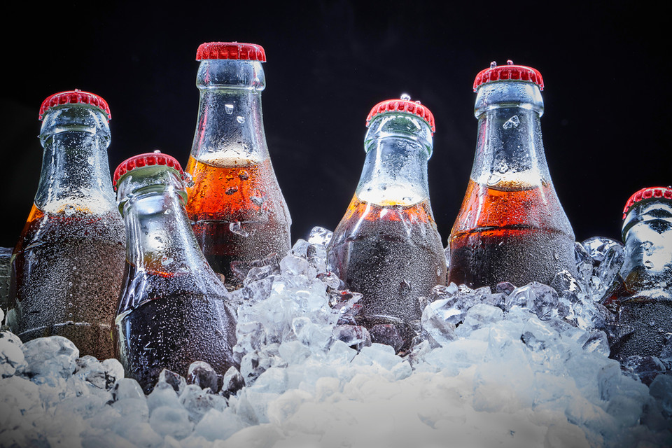 FROZEN COLA
