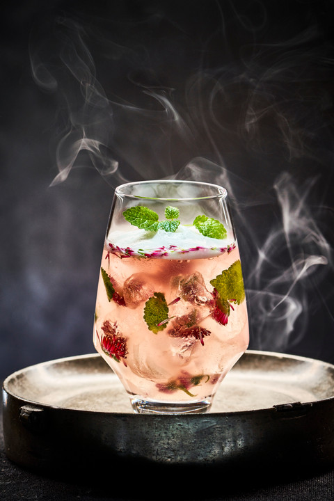 SMOKED COCKTAIL