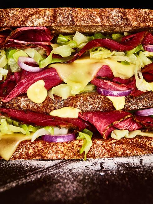 Sandwich Styling