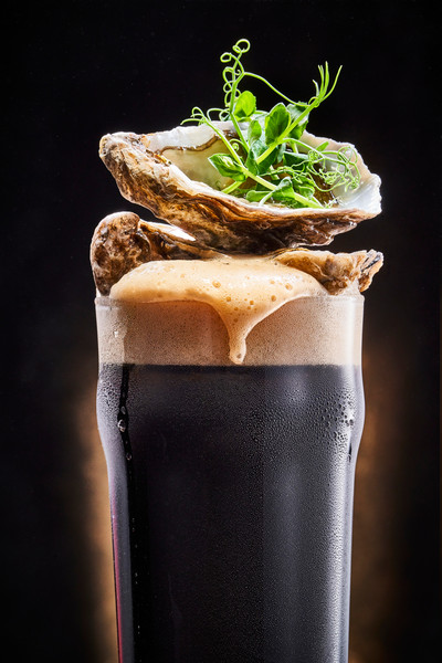 GUINESS AND OYSTERS