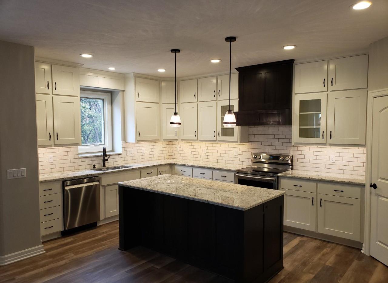 Empire Homes kitchen
