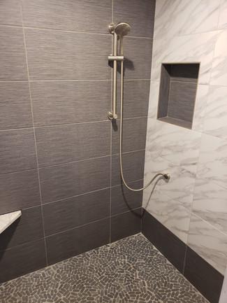 Maste shower