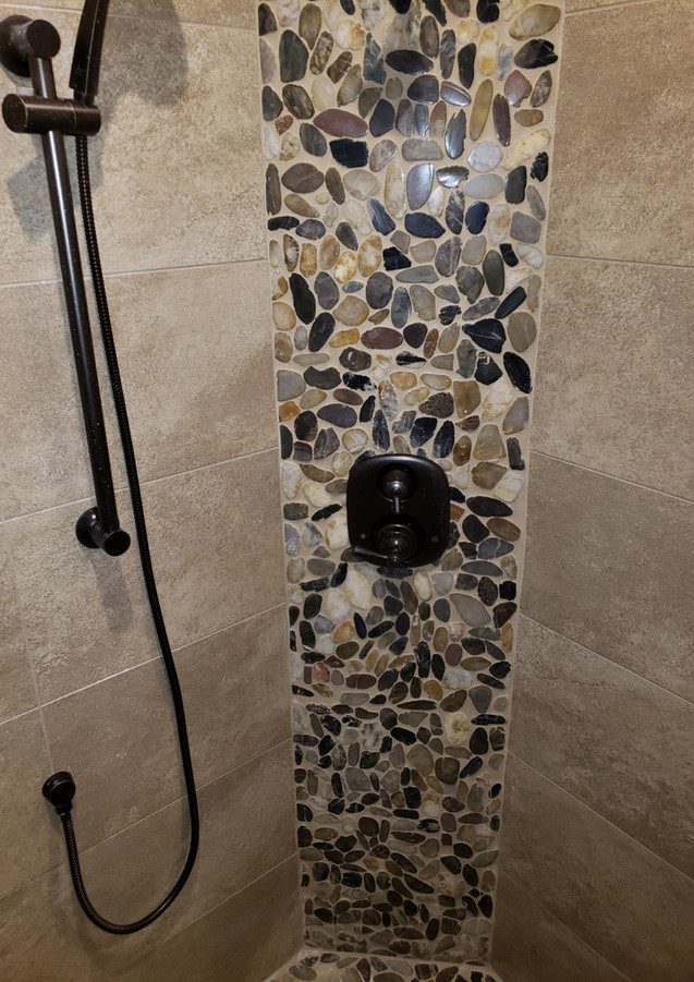 master shower stone