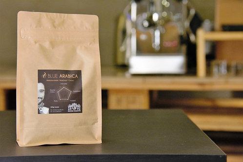Bleu Arabica koffie (350gr - bonen)