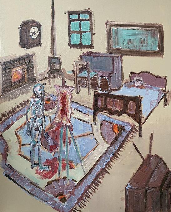 Ramtin Monazzah - The Last Day - May 202