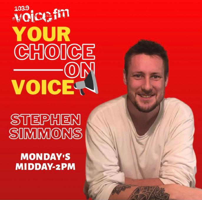 Stephen is a radio presenter on Southamptons voice FM radio