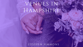 Top 5 Beautiful Venues for Your Dream Wedding Day in Hampshire (UK)