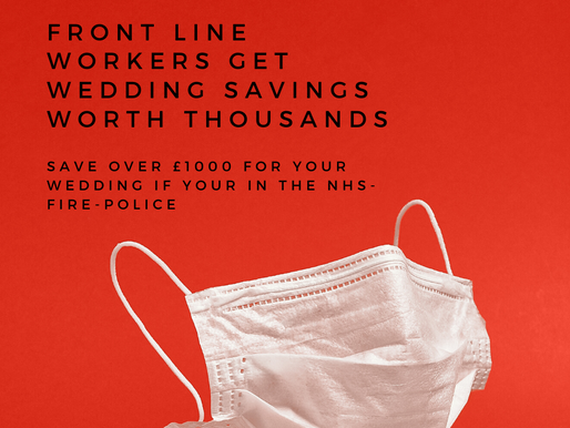 Do you want £1442 worth of savings at your wedding?