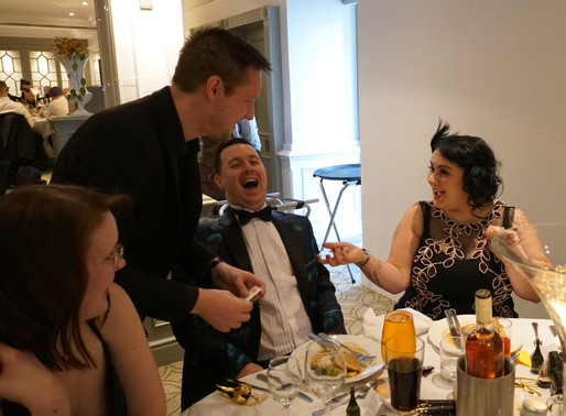 Four reasons to have a magician at your corporate event